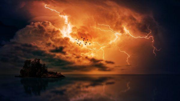 Zelfs de mainstream media geeft nu toe dat de mensheid 'een perfecte storm' onder ogen ziet