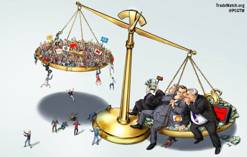 EU wil TTIP via de achterdeur