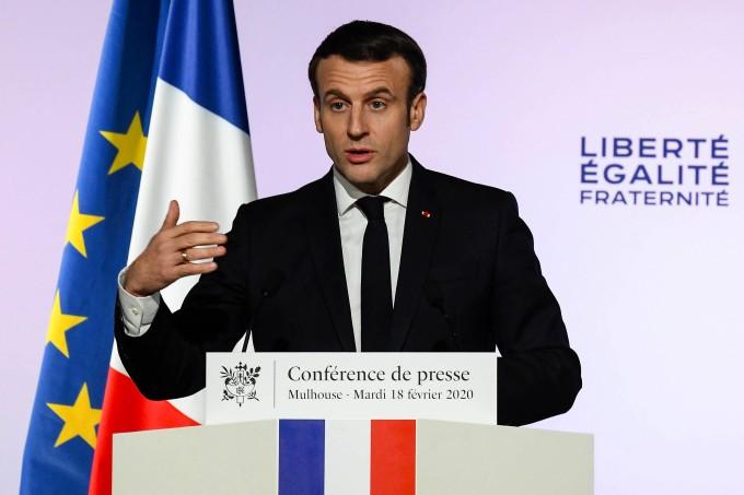 MEER over de inspanningen van de Franse president Macron om de islam in Frankrijk te beheersen