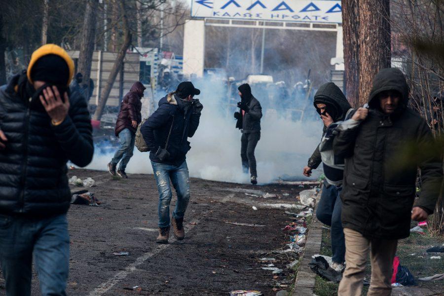 Illegale immigratie: De druk op de Griekse grens blijft toenemen