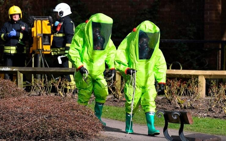 Twee jaar nadat de Skripals vergiftigd waren, liegen de reguliere media en regeringen nog steeds