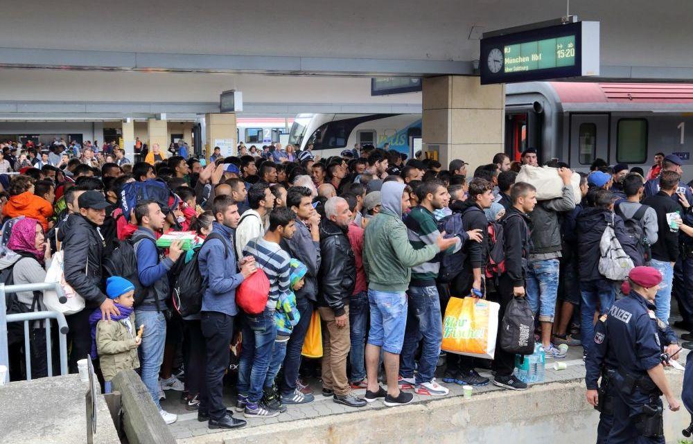 """WE willen naar Europa gaan, waar we gratis huisvesting en sociale voorzieningen kunnen krijgen zonder te hoeven werken"""""""