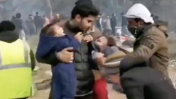 Duitse media geeft toe beelden vluchtelingen Lesbos bewust gemanipuleert
