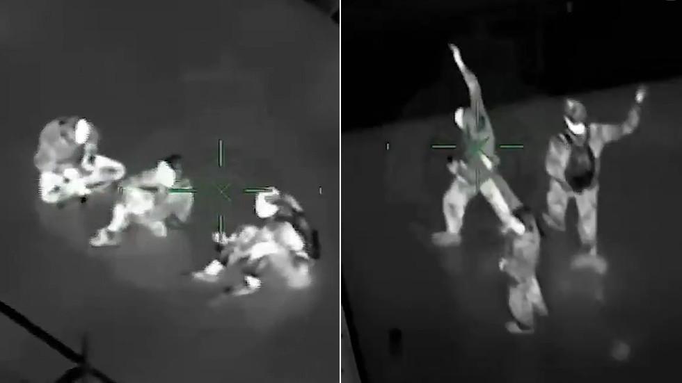 'Beyond krankzinnig'? Video over politie die Australische 'rooftop drinkers' achtervolgt die Covid-19-lockdown overtreden