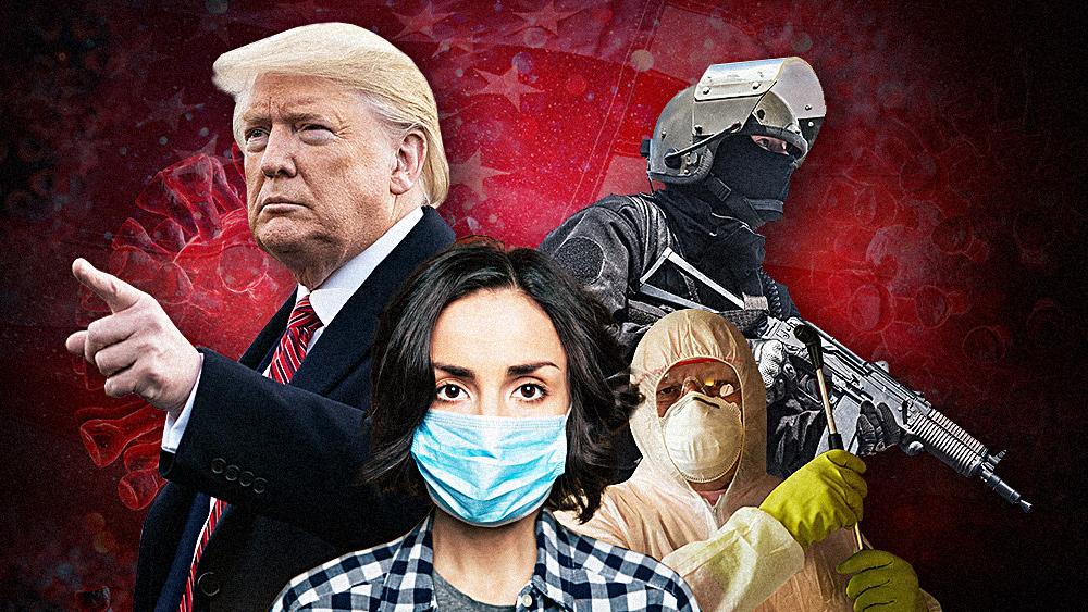 Geachte president Trump: om Amerika te redden, moet u de desinformatie negeren van uw eigen supporters die onwetend zijn over infectieziekten