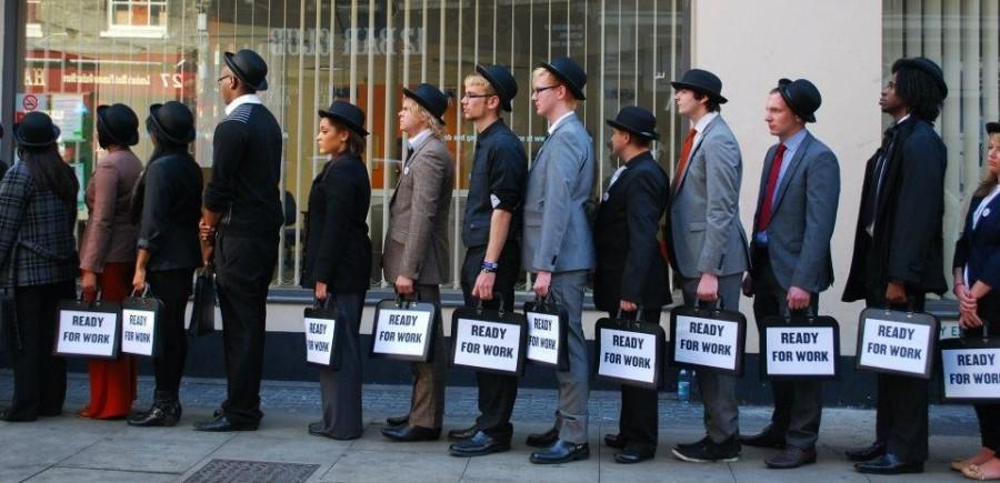 Volgens het UWV zijn er in maart 17.000 werklozen bijgekomen