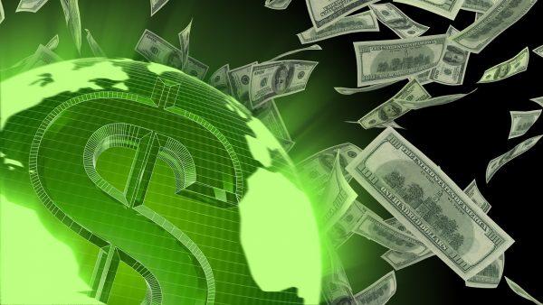 Diep economisch lijden is in heel Amerika uitgebarsten, maar raad eens wie de Federal Reserve helpt?