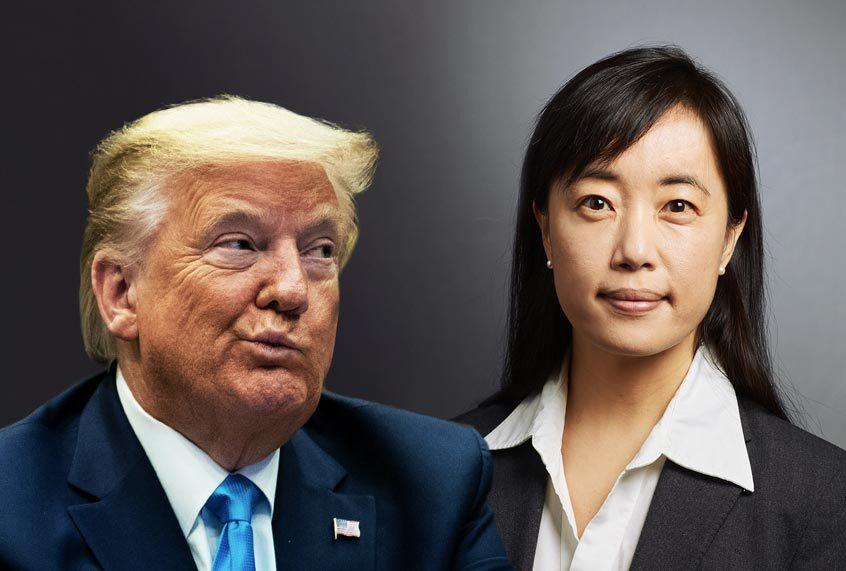 """Yale-psychiater Bandy Lee: Trumps """"dodelijke"""" briefings tonen """"antimenselijke"""" psychologie"""