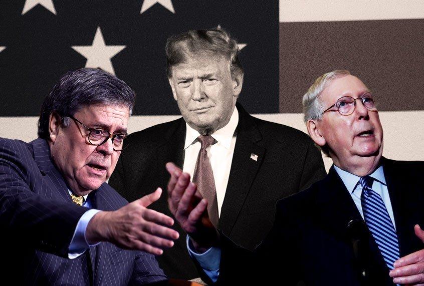 Wisconsin bewijst dat de oorlog van Trump tegen stemmen gaat over het beëindigen van de democratie, niet alleen om te winnen