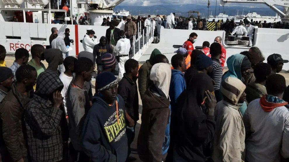 Uit angst voor het coronavirus: Illegalen vluchten vanuit Spanje terug naar Marokko
