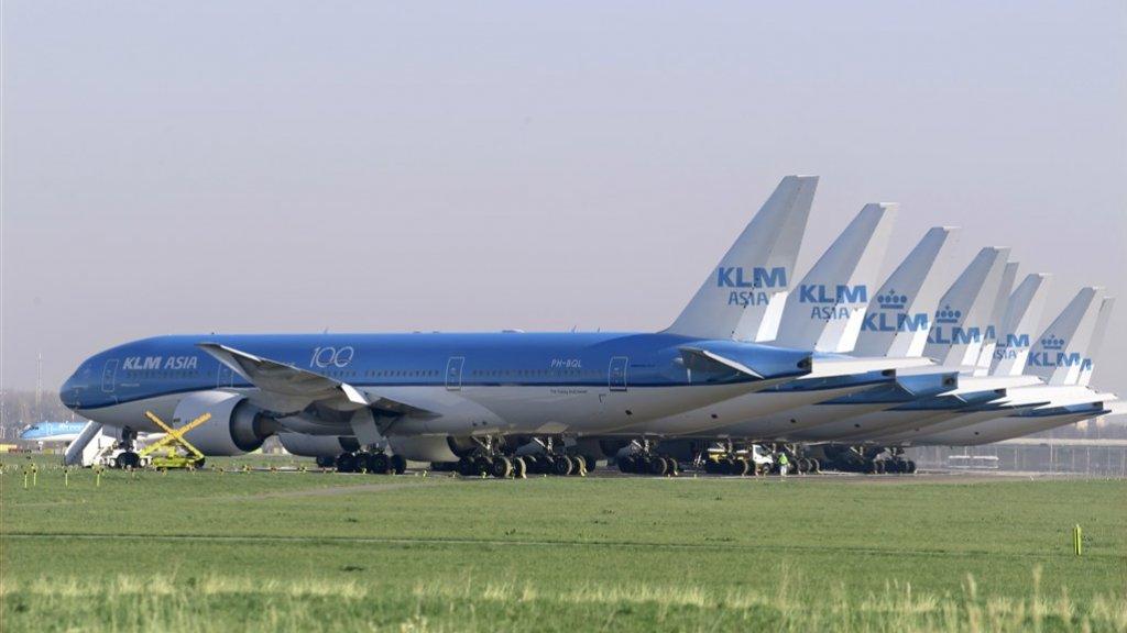 KLM is een smerig bedrijf