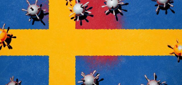 Anti-lockdown Zweden is geen succesverhaal, aangezien uit onderzoek blijkt dat de sterfte enorm is gestegen