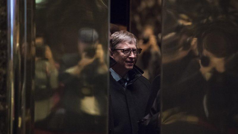 Is Bill Gates van plan om de Amerikaanse president te worden?