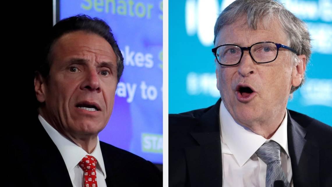 Bill en Melinda Gates 'ontwerpen blauwdruk' voor postpandemisch onderwijs in New York