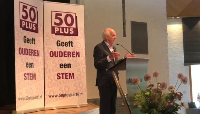 LOL! Terror-voorzitter Geert Dales (50PLUS) is ook adviseur van Selçuk Öztürk bij het slopen van DENK
