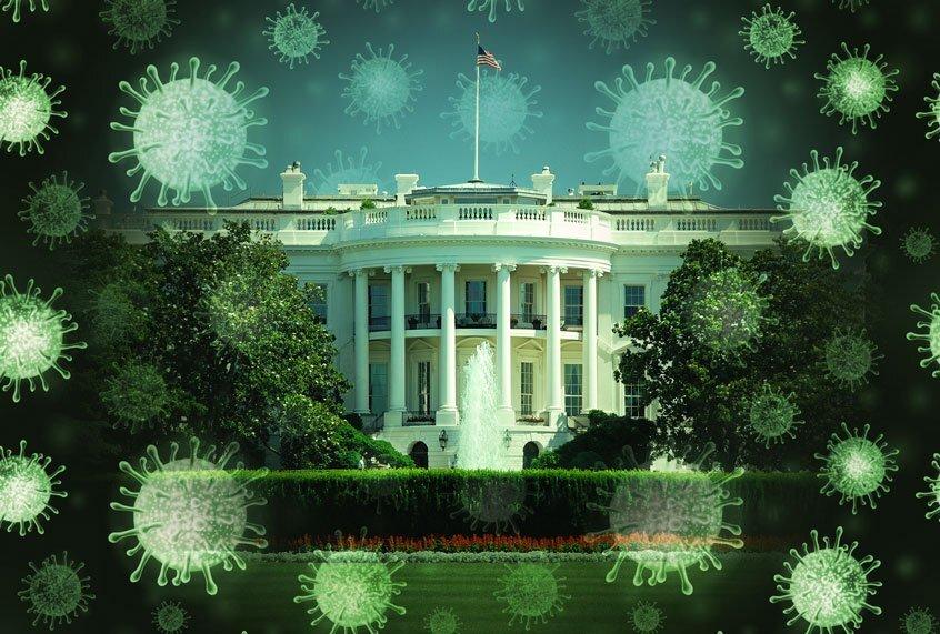 Incompetentie is besmettelijk: het Witte Huis is besmet – en dat vertelt je alles