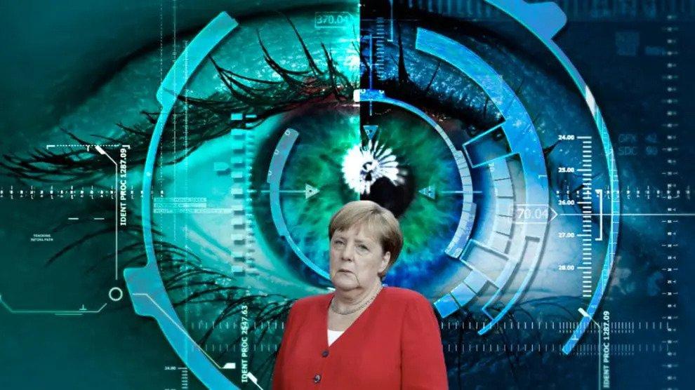 Immuniteitskaart: Merkel stelt nu eindelijk de totale bewakingsstaat vast