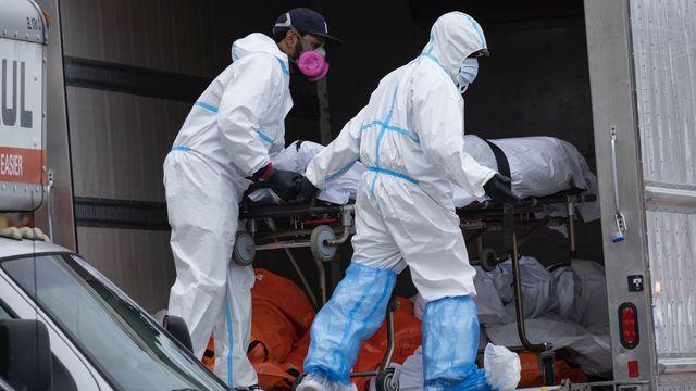 Regering VS houdt rekening met honderdduizenden corona-doden