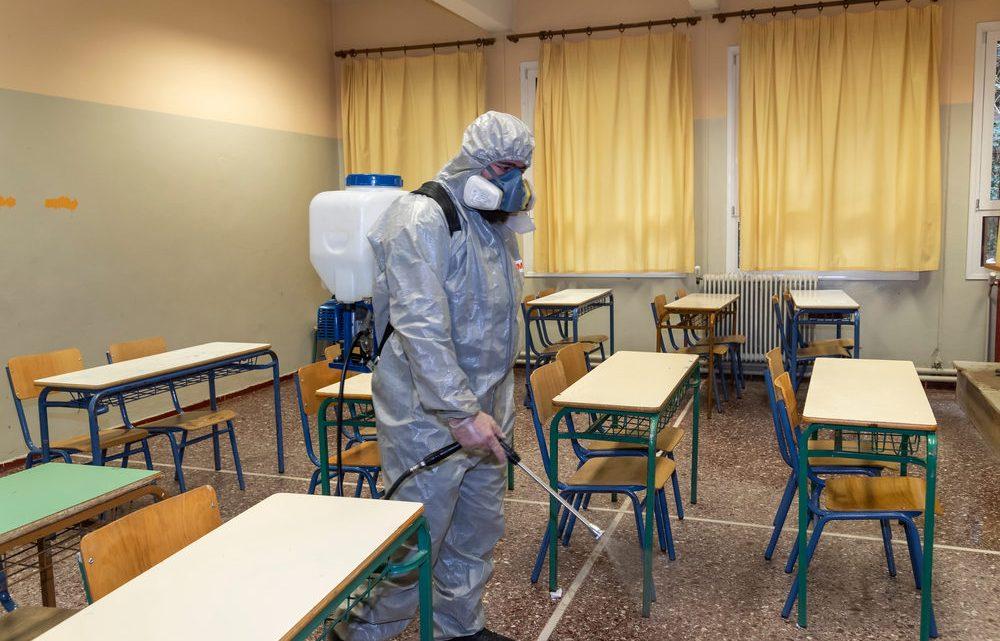 Vier mensen op basisschool zijn besmet! Personeel heeft elkaar besmet
