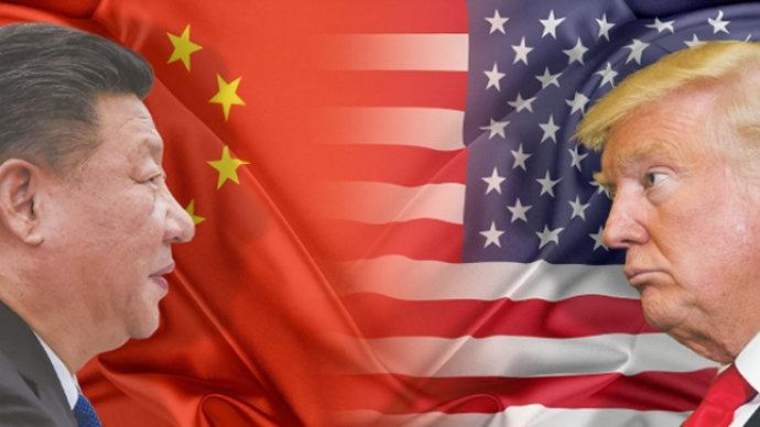 Trump ontbrandt een koude oorlog met China om herverkiezing te winnen
