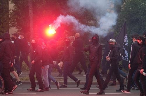 Gericht doden van politieke tegenstanders in Duitsland door linkse extremisten is niet langer ondenkbaar