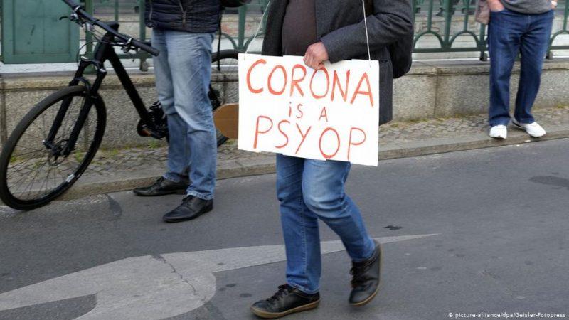Is de CoronaVIRUS ANGST een PSYCHOLOGISCHE SPELLETJE?