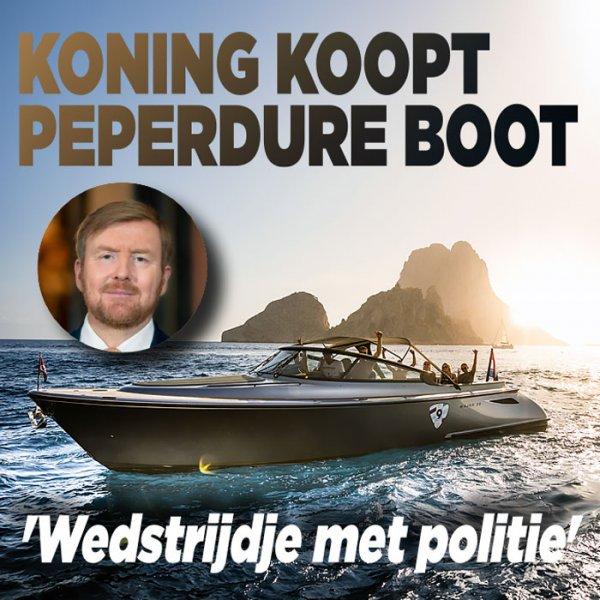 F.CK Koning Willem Alexander hij betaald GVD geen belasting maar koopt wel jacht van 2 miljoen absurd!!