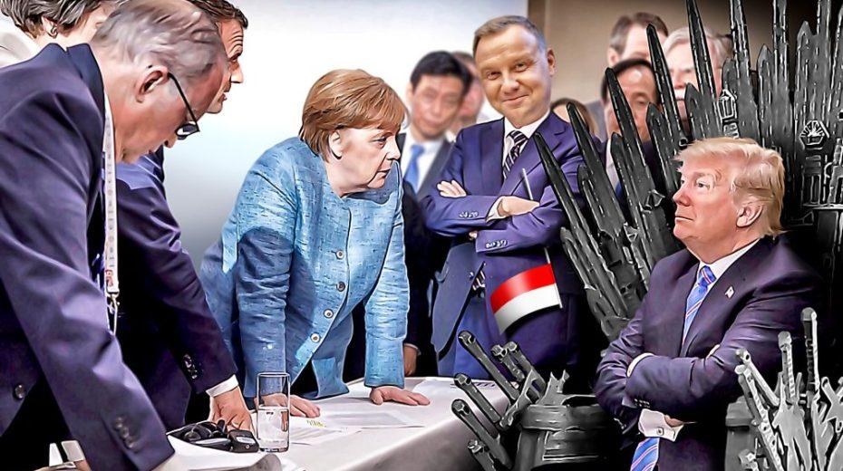 Trump's aangeprezen terugtrekking van troepen uit Duitsland is meer een scheur dan een geschenk