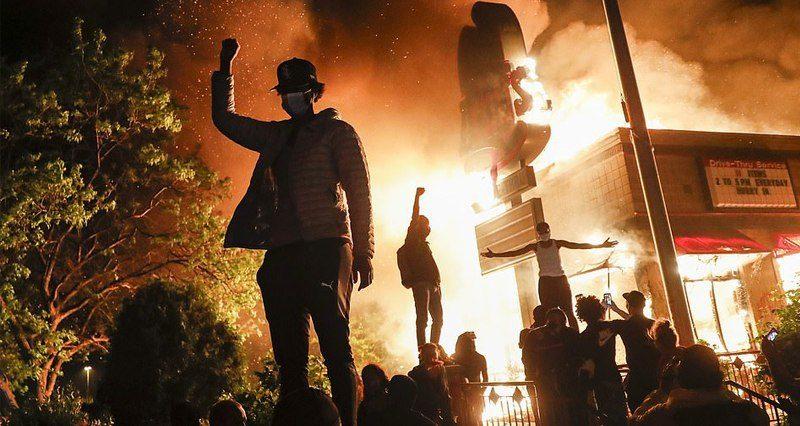De chaos en wreedheid van Donald Trump zetten de toon voor de natie – en hier zijn we dan