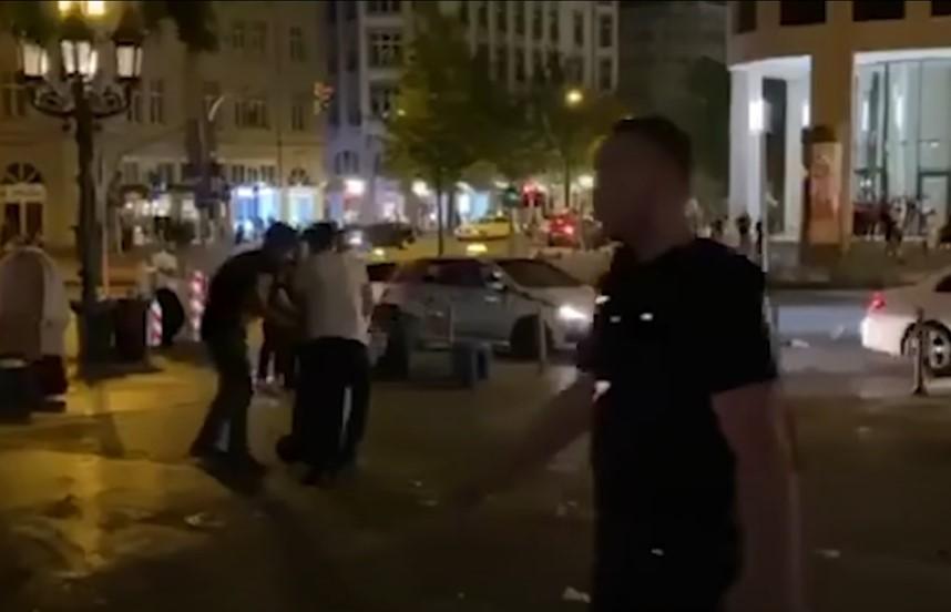 Oproeravond Frankfurt: veel van de gearresteerden hebben een migratieachtergrond