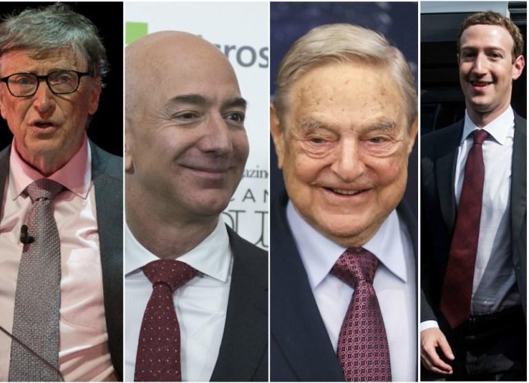 Pandemisch jaar brengt miljardairs een welvaartsgroei van 60 procent: reden voor onteigening
