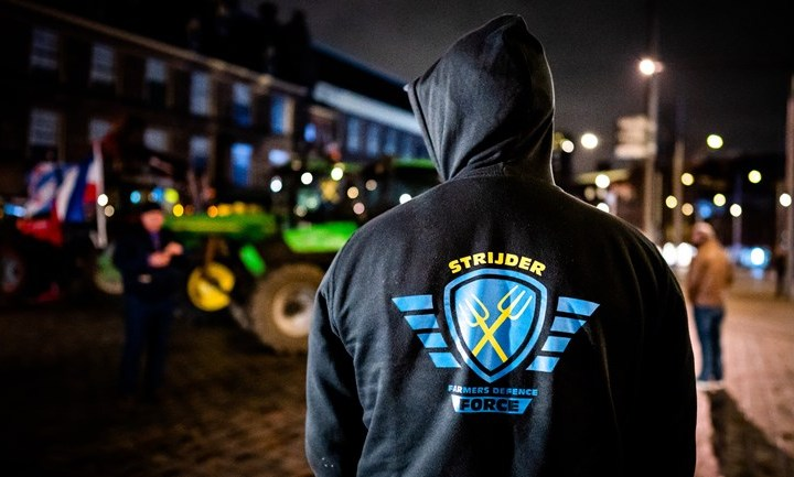 Optreden Farmers Defence Force