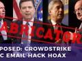 De nieuwste 'Russiagate' BOMBSHELL duurde slechts een week om als blindganger te worden getoond. Wie was de bron?
