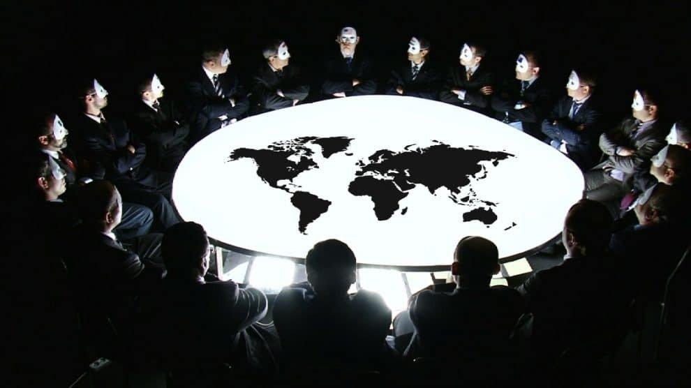 In de slipstream van Corona: elites plannen de definitieve vestiging van de nieuwe wereldorde