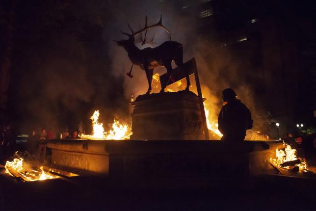 De onrust, de gevolgen en wat Trump ermee doet
