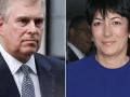 Maxwell staat nu in de plaats van Epstein in de rechtbank