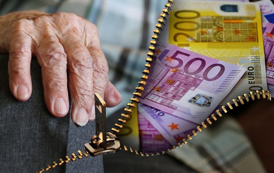 Pensioenfondsen opgelet! Er dreigt onheil op de financiële markten