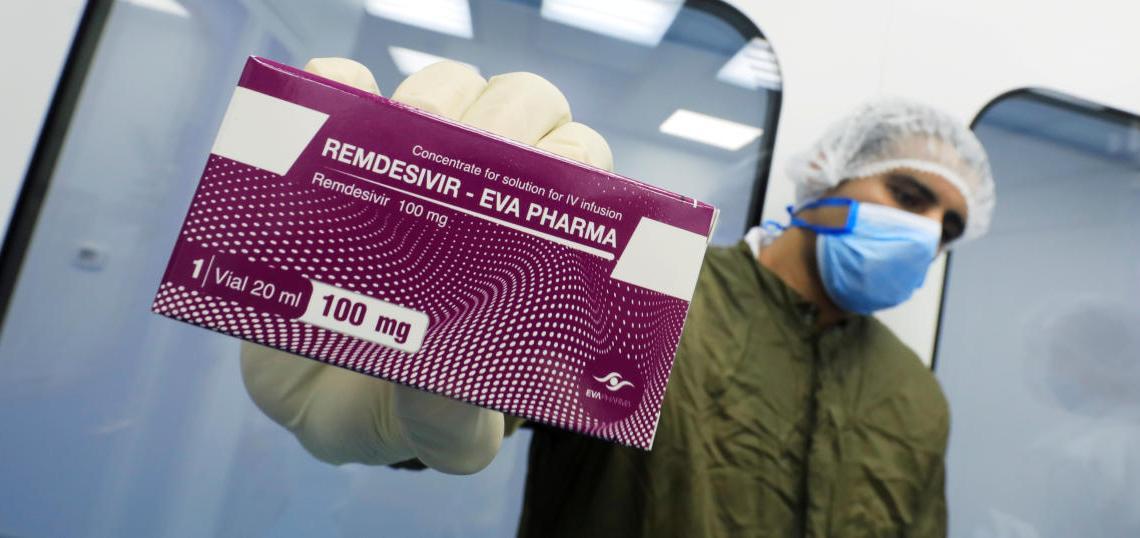 Coronavirus: het is moreel onverdedigbaar voor een natie (Amerika) om levensreddende medicijnen voor zichzelf te houden