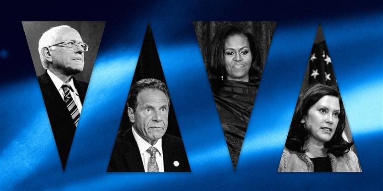 5 winnaars en 2 verliezers van de eerste avond van de Democratic National Convention
