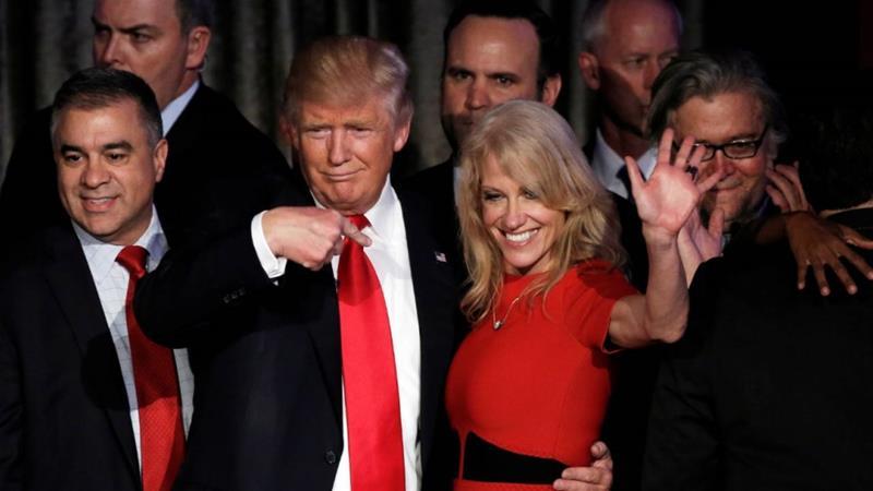 George Conway's keiharde pledooi Trump Is 'a Racist, He Is Evil'