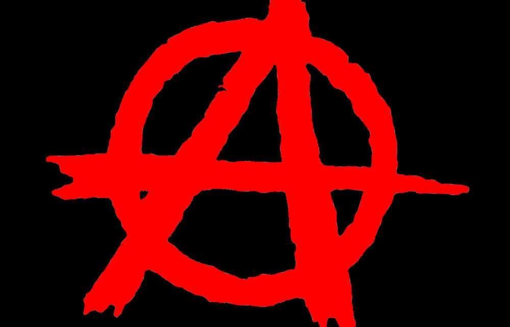 Anarchie van bovenaf