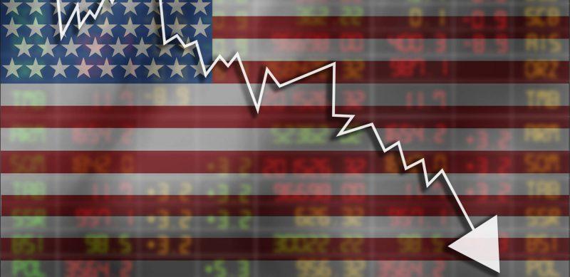 Een recessie in de VS: wat er met Amerika is gebeurd, is een tragedie