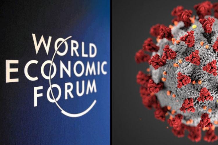 World's Elite Bespreekt Het Davos-Plan Om Te Profiteren Van Het Coronavirus En De NWO Uit Te Rollen