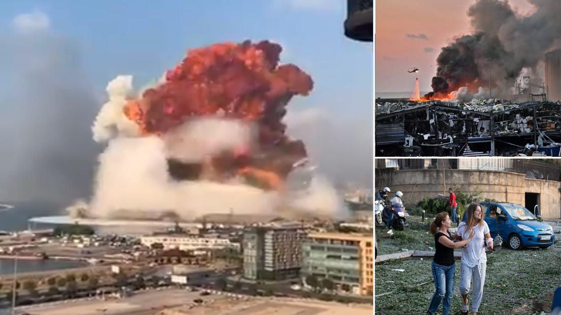 Neoliberalisme en de explosie in Beiroet