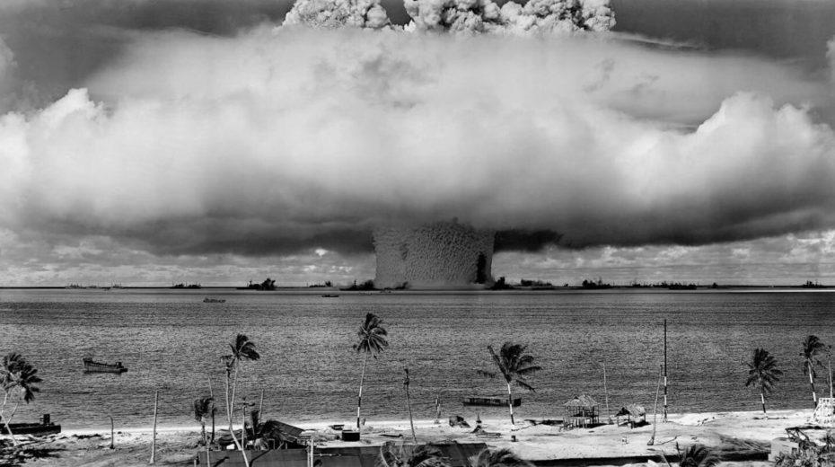 Hiroshima en Nagasaki was de moeder van alle oorlogsmisdaden.