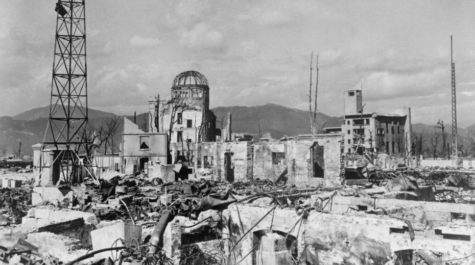 Hiroshima, Nagasaki 75 jaar later, Washington speelt nog steeds Terror Card
