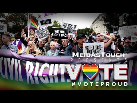 Indignatie steunt 'Vote Proud