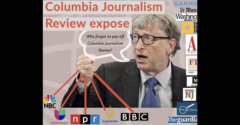 Bill Gates en zijn macht in de media