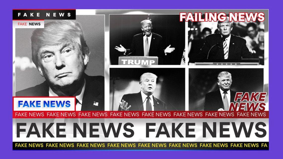 De media slaagt niet voor de grootste Trump 2020-test