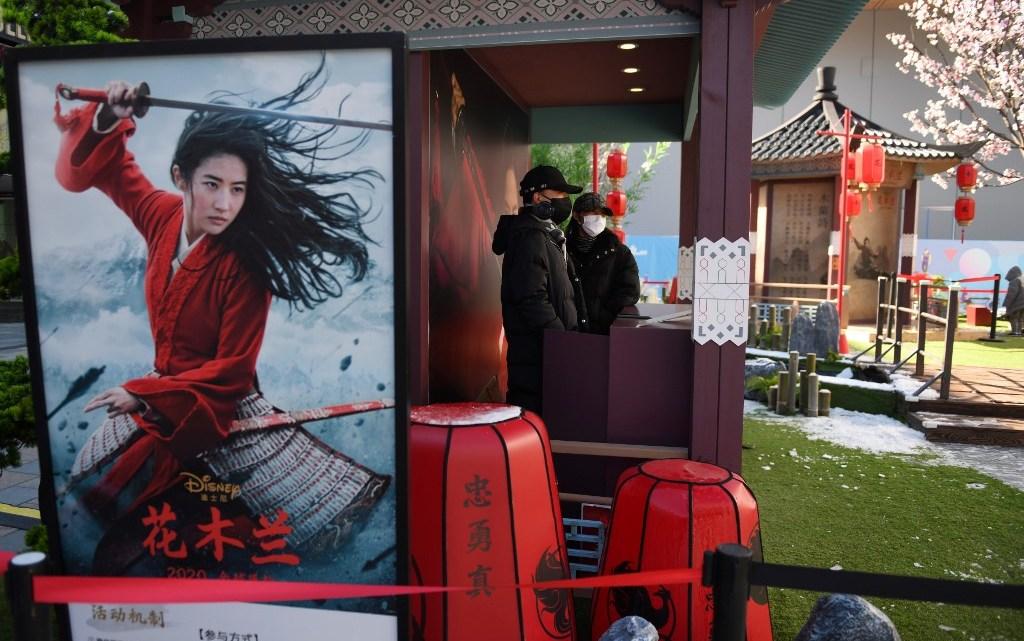 De internationale controverse over Disney's Mulan, uitgelegd